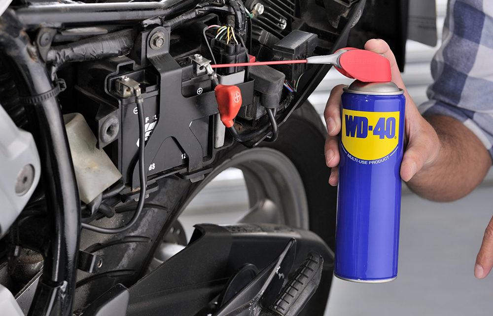¿Cómo hago el mantenimiento de mi moto?