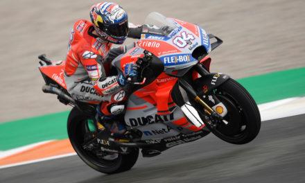 MotoGP Valencia: Dovizioso se lleva la última victoria 2018