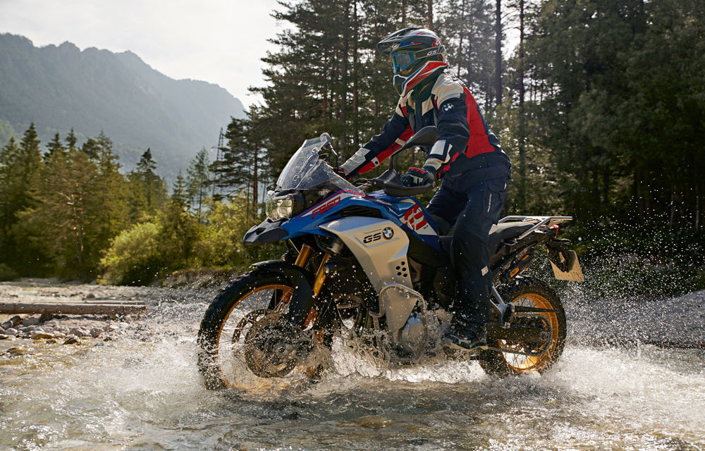 BMW F 850 GS Adventure: Más equipada