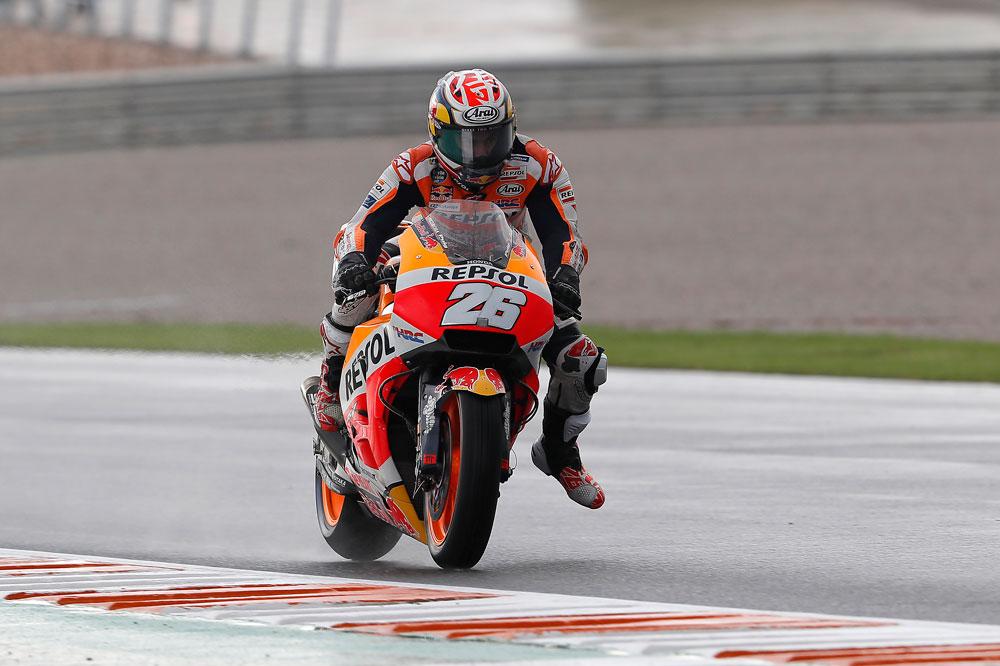 Dani Pedrosa, punto y final a su vida como piloto de MotoGP en activo