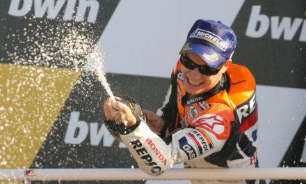 Dani Pedrosa se despide en el GP de Valencia de su etapa como piloto