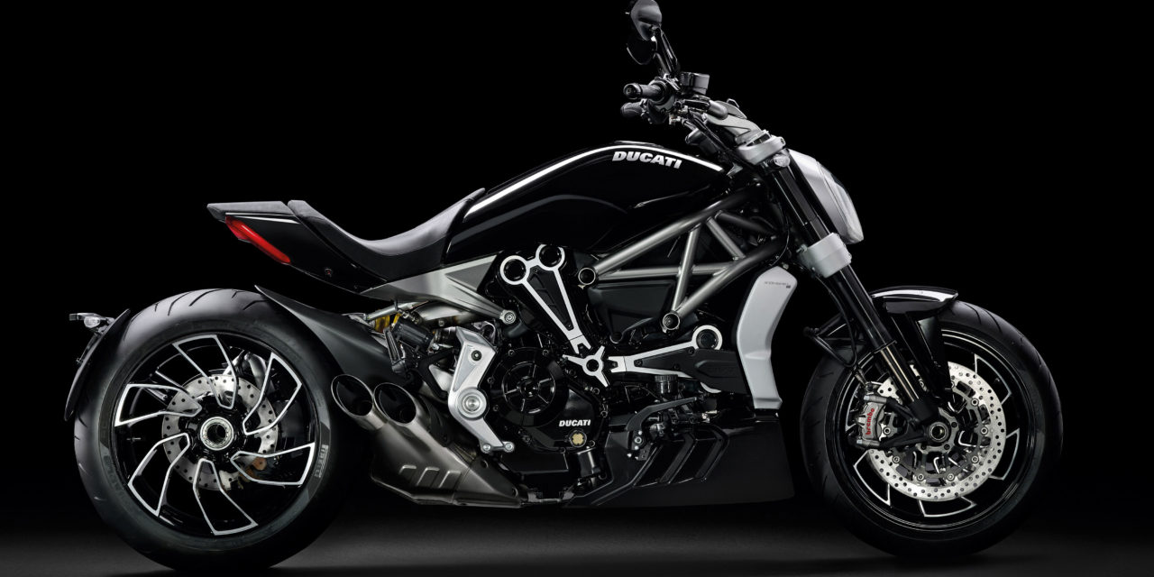 Ducati Black Friday