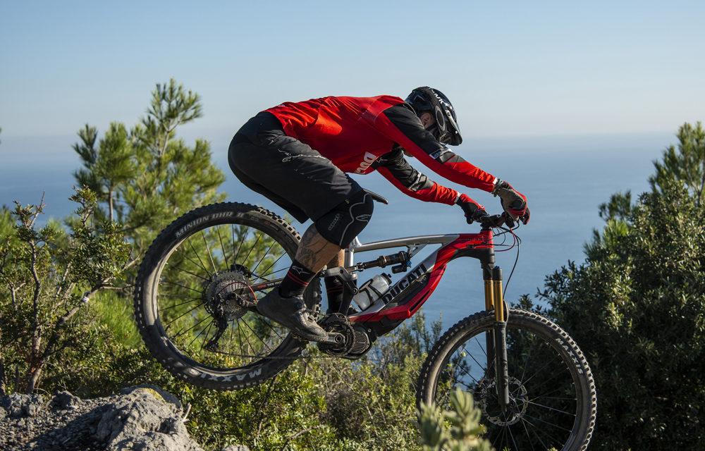 Lo último de Ducati es… ¡Una e-Bike!
