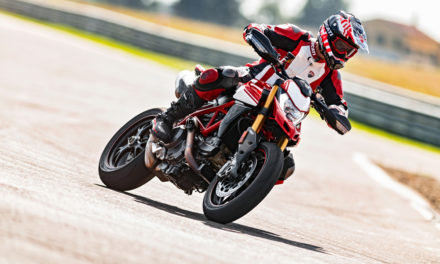 Ducati Hypermotard 950 2019: Tiempo de jugar