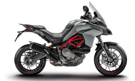 Ducati Multistrada 950 2019: Ahora con más electrónica