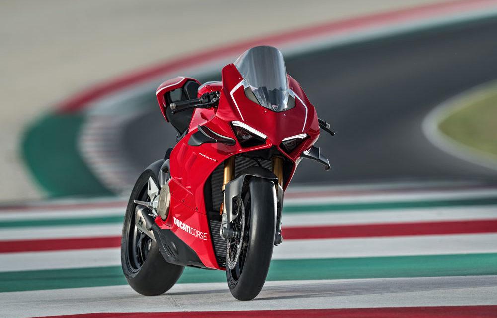 Ducati Panigale V4 R: Estratosférica