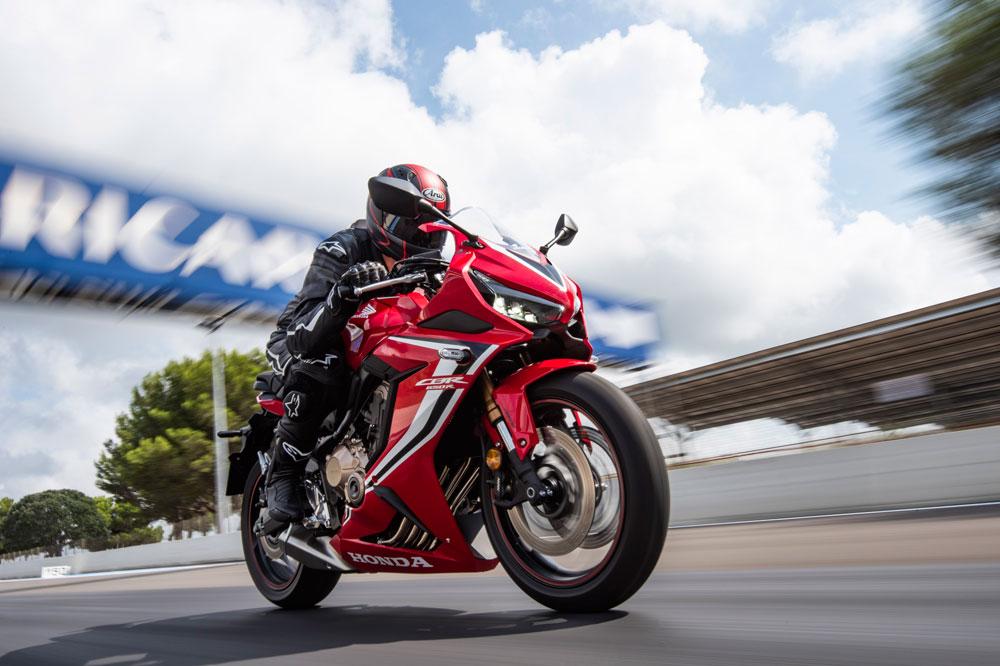 Honda CBR 650 R 2019