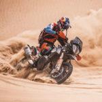 KTM 790 Adventure: Una trail con mucha deportividad