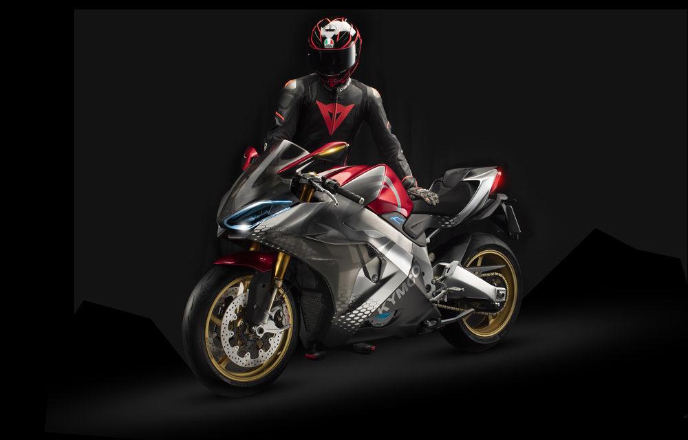 KYMCO Supernex: La moto eléctrica como horizonte