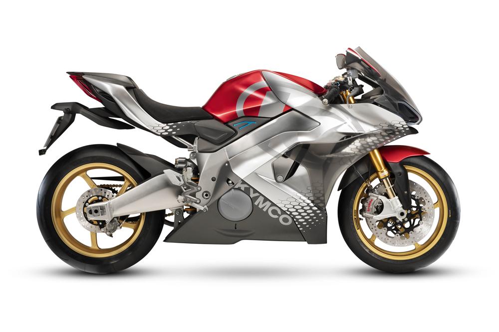 KYMCO SUPERNEX,, Moto Eléctrica