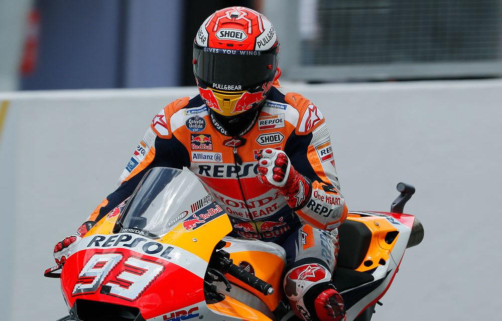MotoGP Malasia: Nos quedamos sin la batalla Márquez vs Rossi