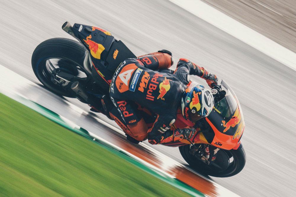 """Pol Espargaró, primer podio en MotoGP y para KTM en la """"categoría reina"""""""