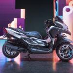 Yamaha 3CT: Así podría ser el nuevo scooter de tres ruedas