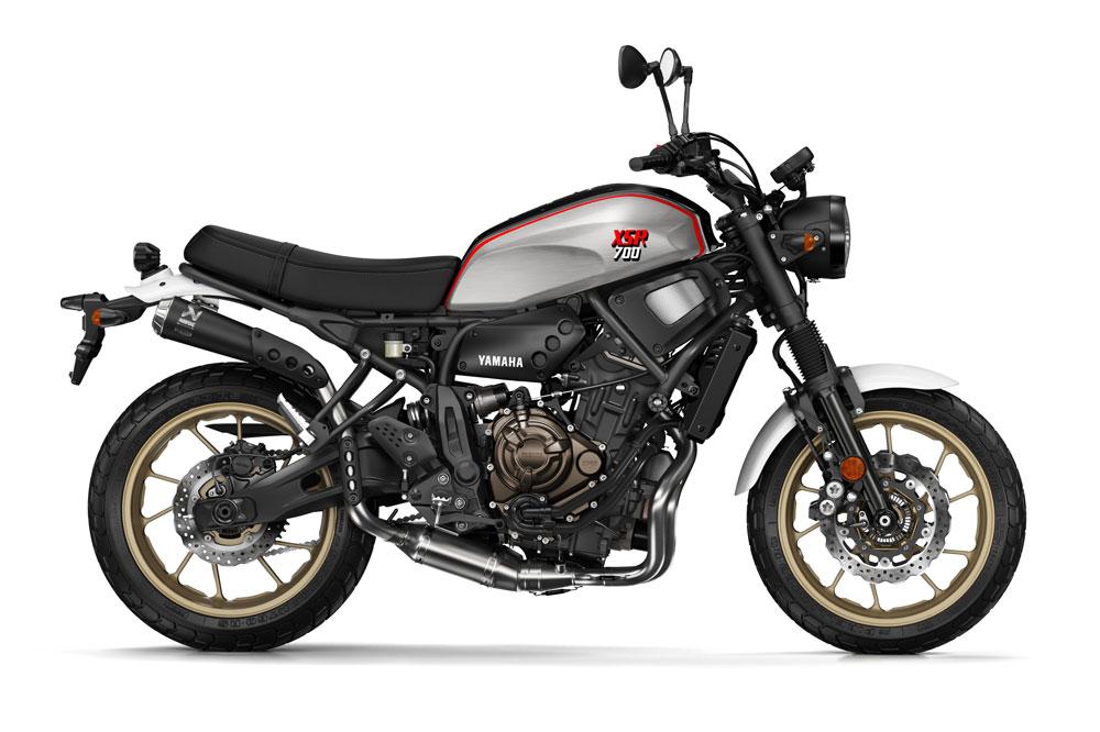 Yamaha XSR 700 XTribute
