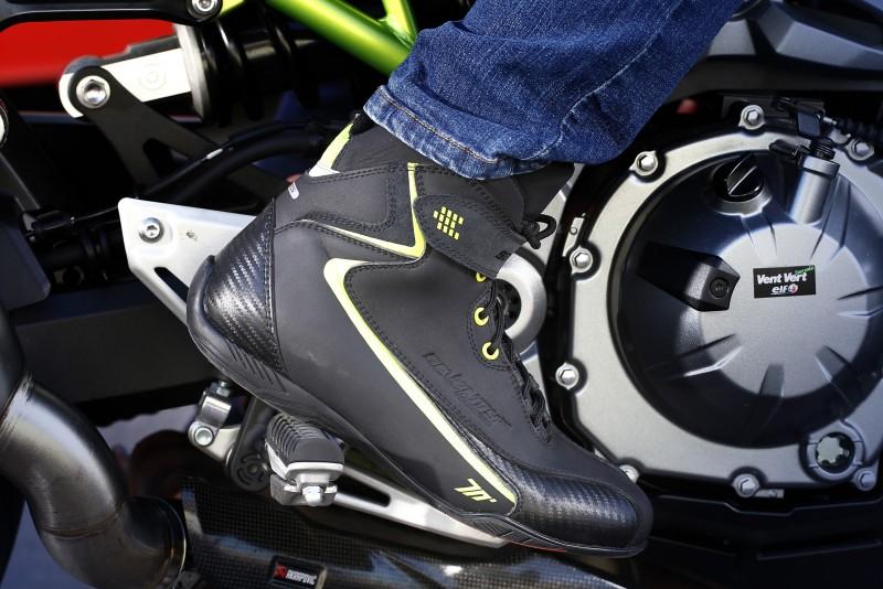 Botas moto Sevent Degrees