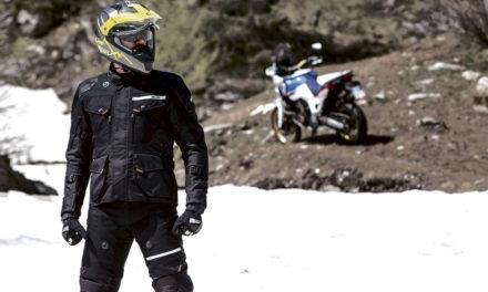Pantalón para moto Titanium de Hevik