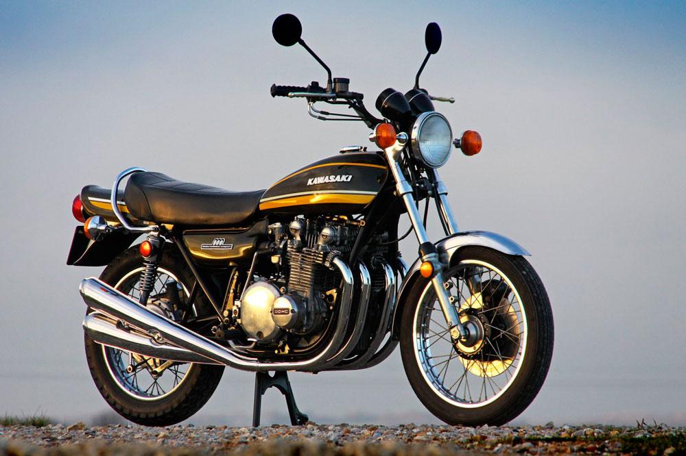 Kawasaki Z1 900 de 1972