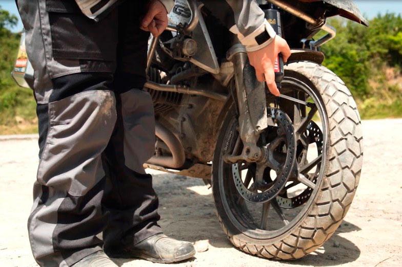 MotulTyre Repair, repara pinchazos