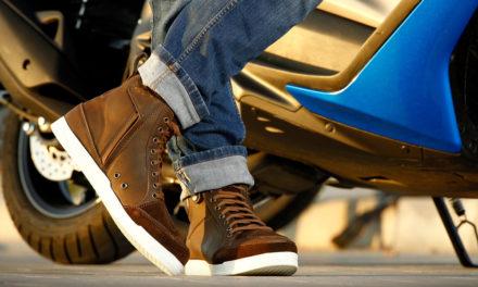 Nueva línea de calzado para moto de Seventy Degrees