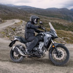 Honda CB 500 X 2019: Una gran trail para aprender a ir en moto