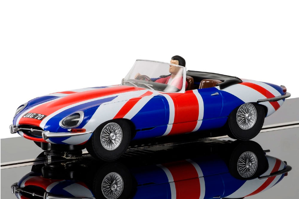 Jaguar E-Type de Superslot