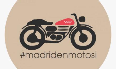 Manifestación Madrid en Moto Sí, 16 de diciembre