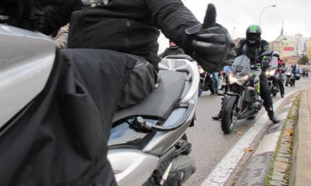 La moto es la solución, no un problema al tráfico en las ciudades