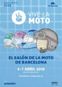 MotOh Vive la Moto Barcelona 2019