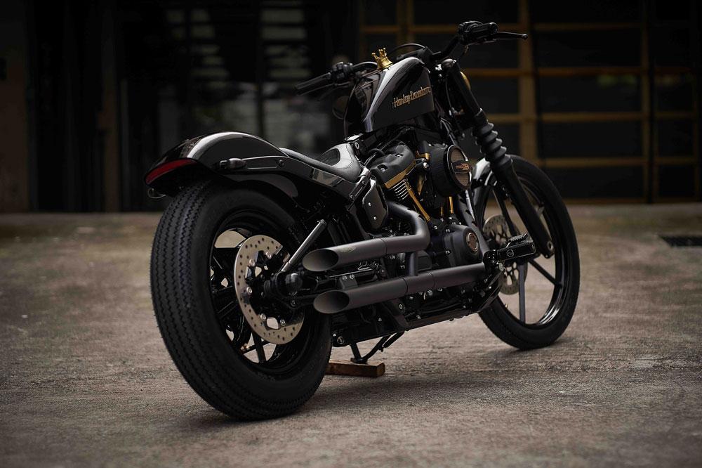 Ganador del Battle of the Kings 2018 Harley-Davidson Bangkok