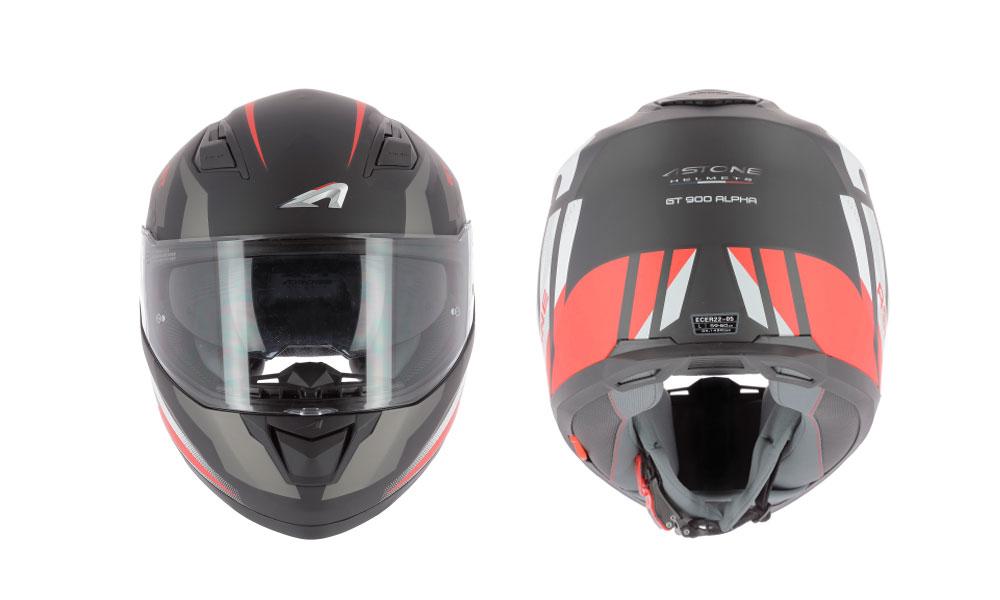 Casco GT900 Alpha de Astone Helmets