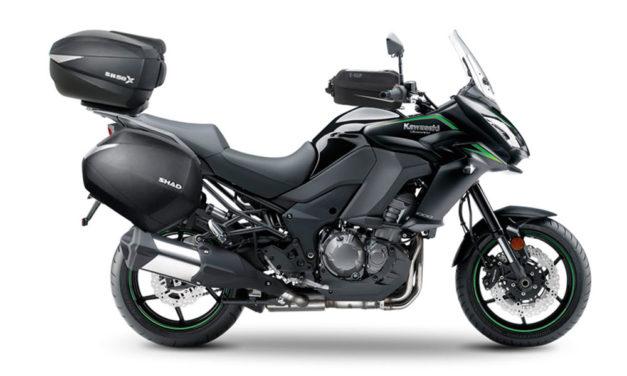 Equipa tu Kawasaki Versys 1000 con SHAD