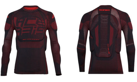 Protector interior X-Fit Future Body Armour de Acerbis
