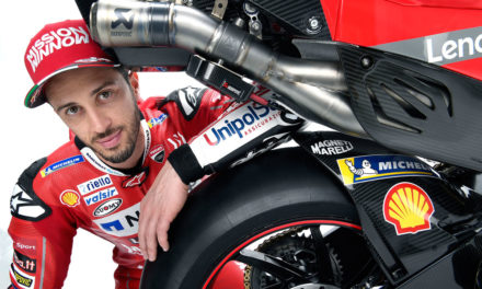 Andrea Dovizioso ante la temporada MotoGP 2019