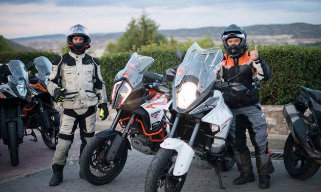 Comienza la Copa de España de Mototurismo 2019