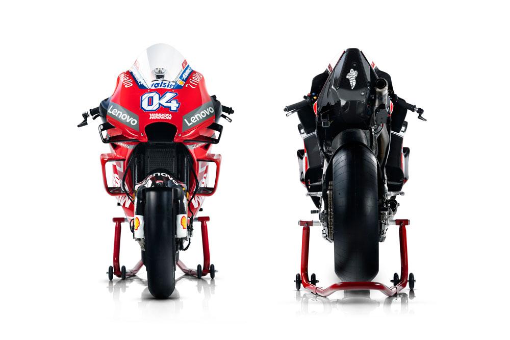 Ducati Desmosecidi GP 2019