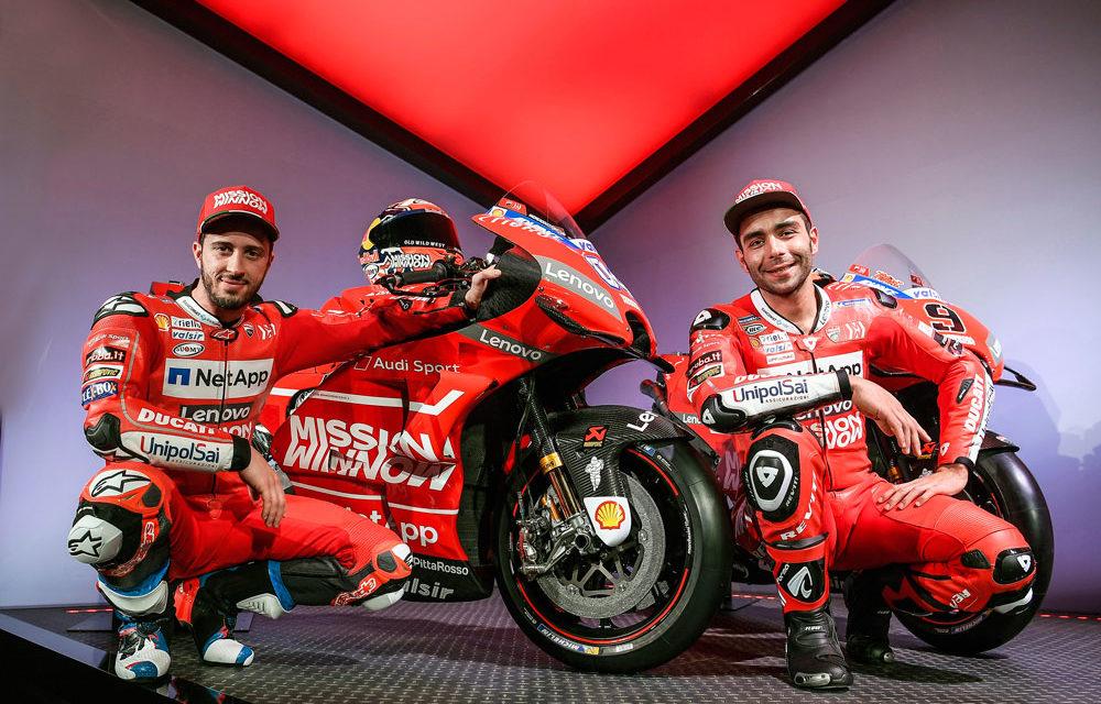 Las Ducati 2019 para el MotoGP | Mundo D