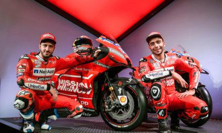 Ducati presenta sus armas para MotoGP 2019