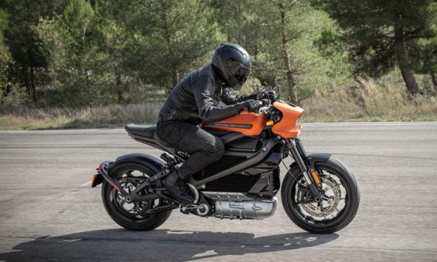 33.700 euros costará la Harley Davidson Livewire eléctrica