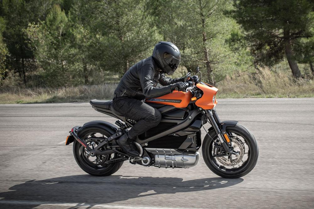 La Harley Davidson Livewire electrica ya tiene precio confirmado