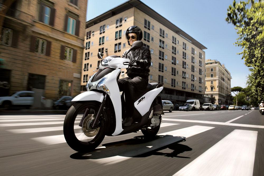 El Honda SH 125 Scoopy fue la moto más vendida en España en 2018