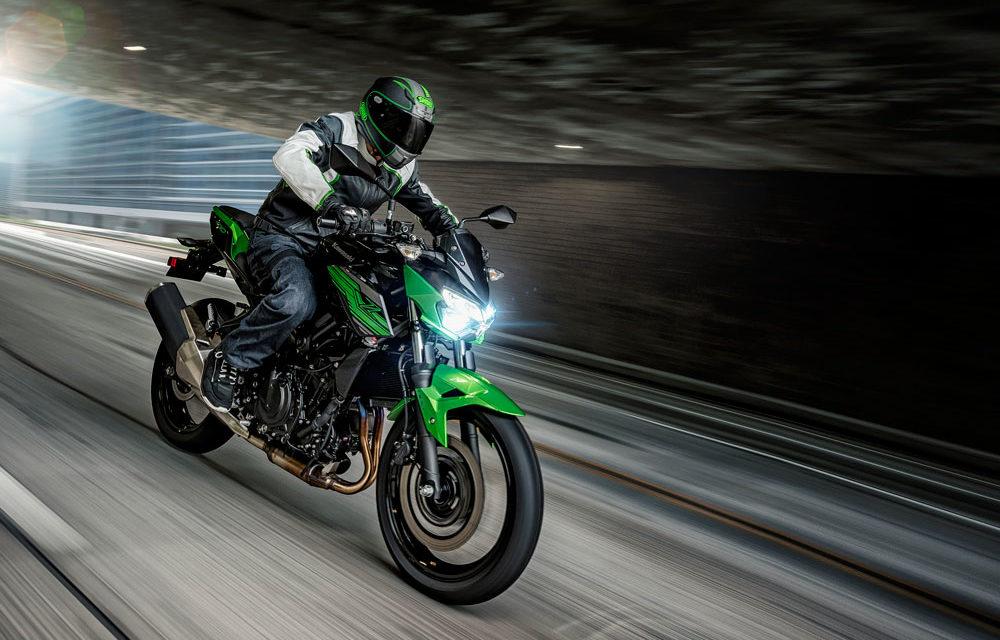 Kawasaki Z400: Querrás tener el carnet A2