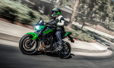Kawasaki Z 400: Ya en las tiendas con un precio de 4.399 euros