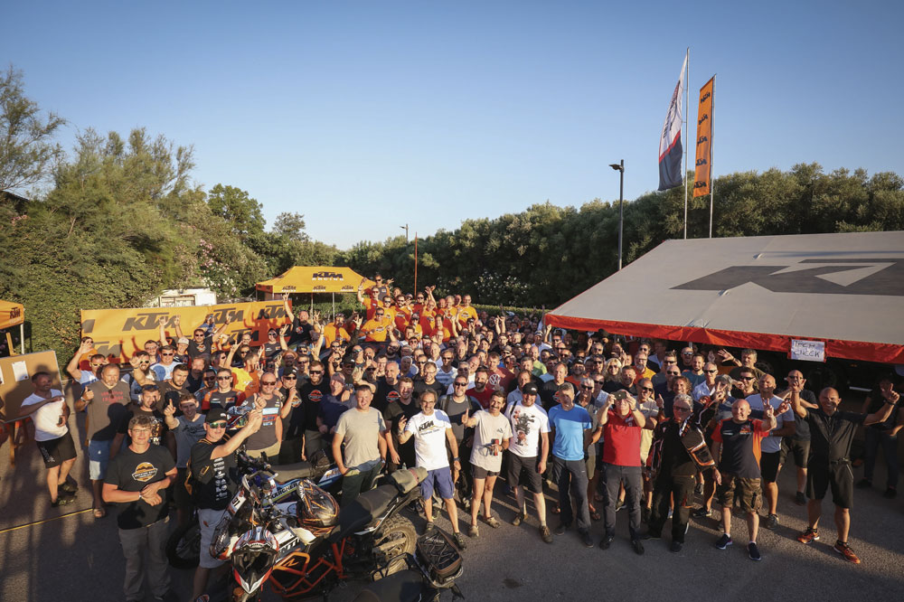 KTM Adventure Rally 2019