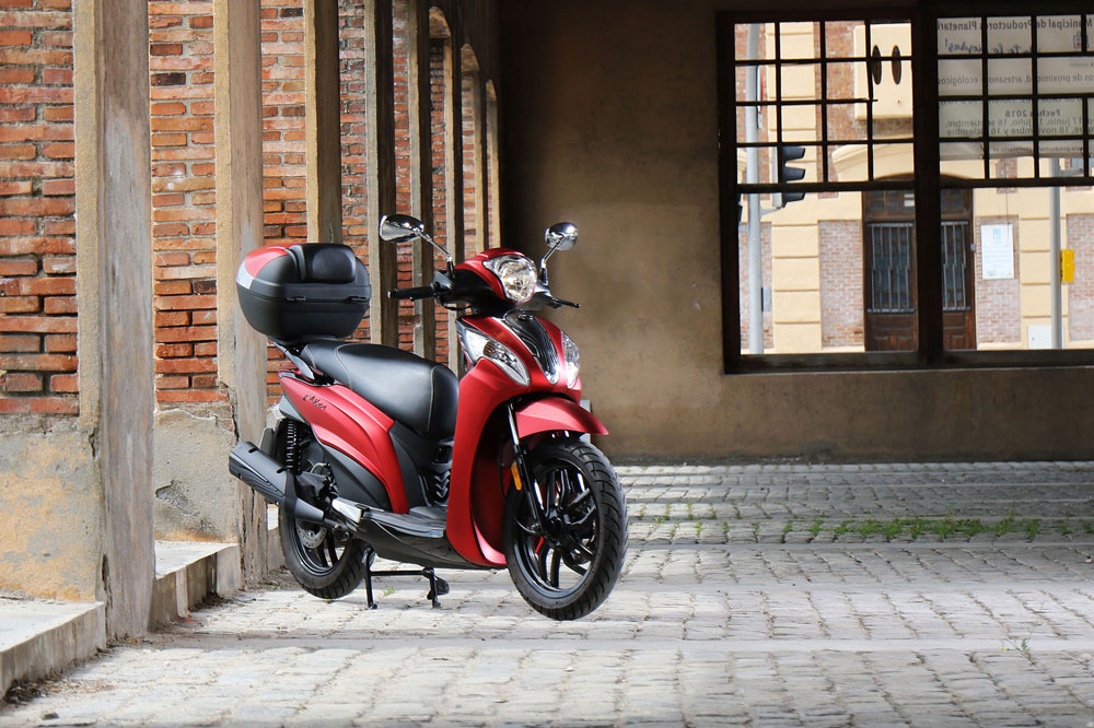 Scooter KYMCO Miler 125