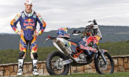 Marc Coma, de piloto a directivo de KTM en España