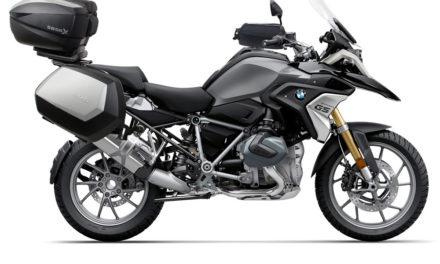 Equipamiento completo SHAD para la BMW R1250 GS y la Yamaha Niken 900