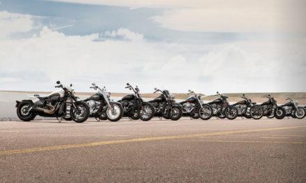 Promoción Harley Davidson Softail