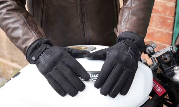 Guantes de moto London de Overlap
