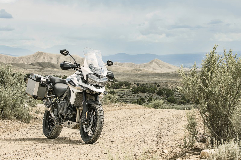 Promoción maletas Expedition Triumph Tiger
