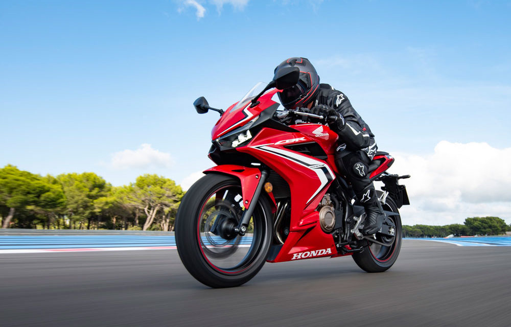 Honda CBR 500 R: ¿Una deportiva para el carnet A2?